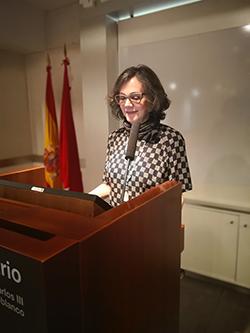 Presentación de caso clínico en el Hospital La Paz de Madrid el 12 de junio de 2019