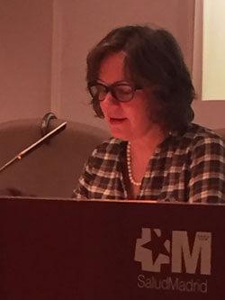 Presentación de caso clínico en el Hospital La Paz de Madrid el 11 de mayo de 2016